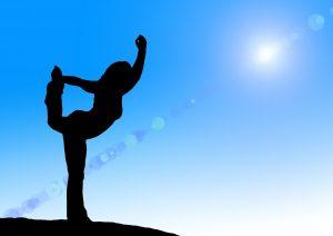 yoga - balance